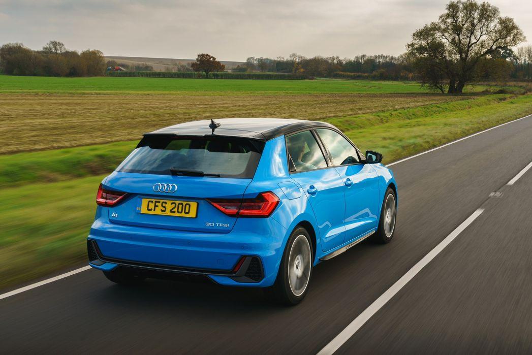 Image 5: Audi A1 Sportback 30 Tfsi Vorsprung 5dr