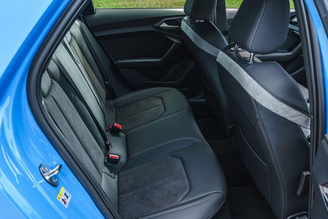 Image 4: Audi A1 Sportback 25 Tfsi S Line 5dr S Tronic [tech Pack]