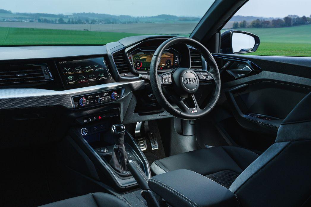 Image 2: Audi A1 Sportback 25 Tfsi S Line 5dr S Tronic [tech Pack]