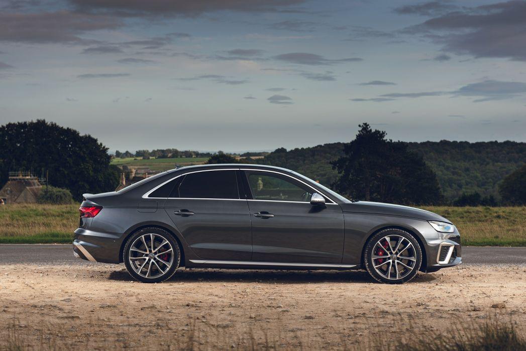 Image 2: Audi A4 Diesel Avant S4 TDI Quattro 5dr Tiptronic