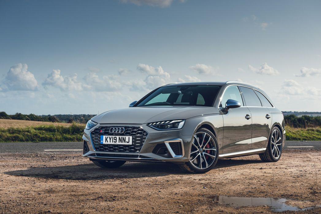 Image 5: Audi A4 Diesel Avant S4 TDI Quattro 5dr Tiptronic