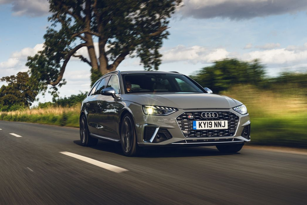 Image 5: Audi A4 Diesel Avant S4 TDI Quattro 5dr Tiptronic [comfort+sound]