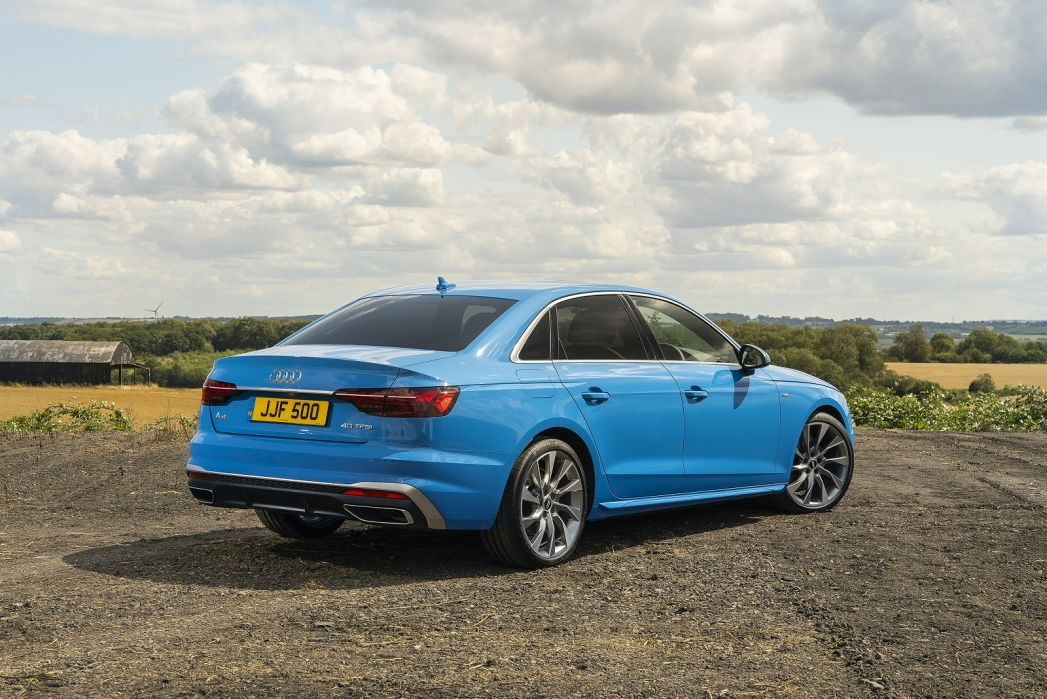 Video Review: Audi A4 Diesel Saloon S4 TDI Quattro Black Edition 4dr Tiptronic