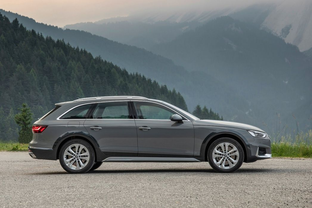 Video Review: Audi A4 Diesel Allroad Estate 50 TDI Quattro Sport 5dr TIP Tronic