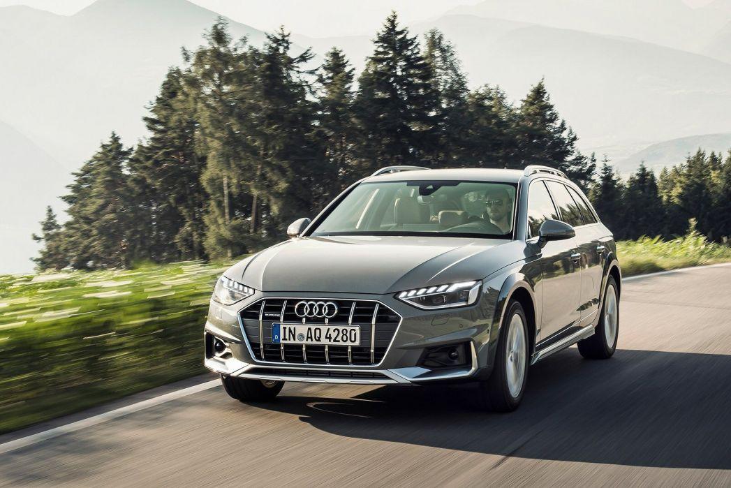 Image 3: Audi A4 Allroad Estate 45 Tfsi 265 Quattro Vorsprung 5dr S Tronic