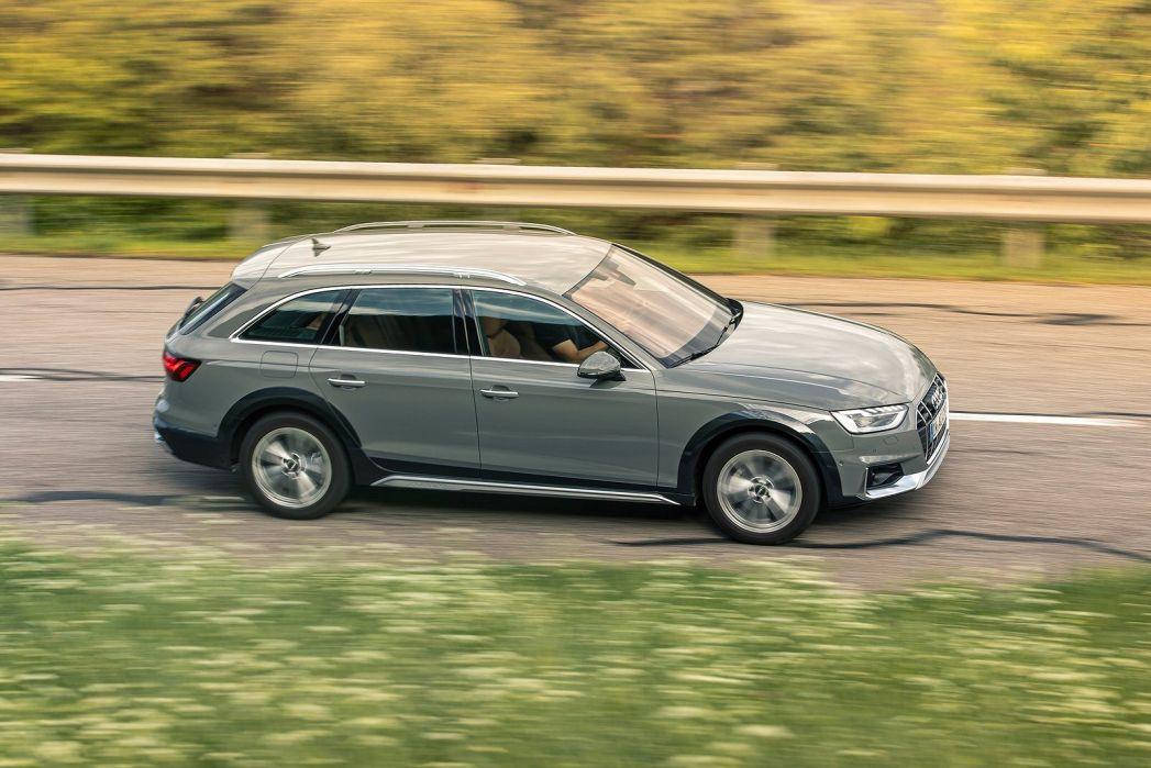 Image 4: Audi A4 Allroad Estate 45 Tfsi 265 Quattro Vorsprung 5dr S Tronic