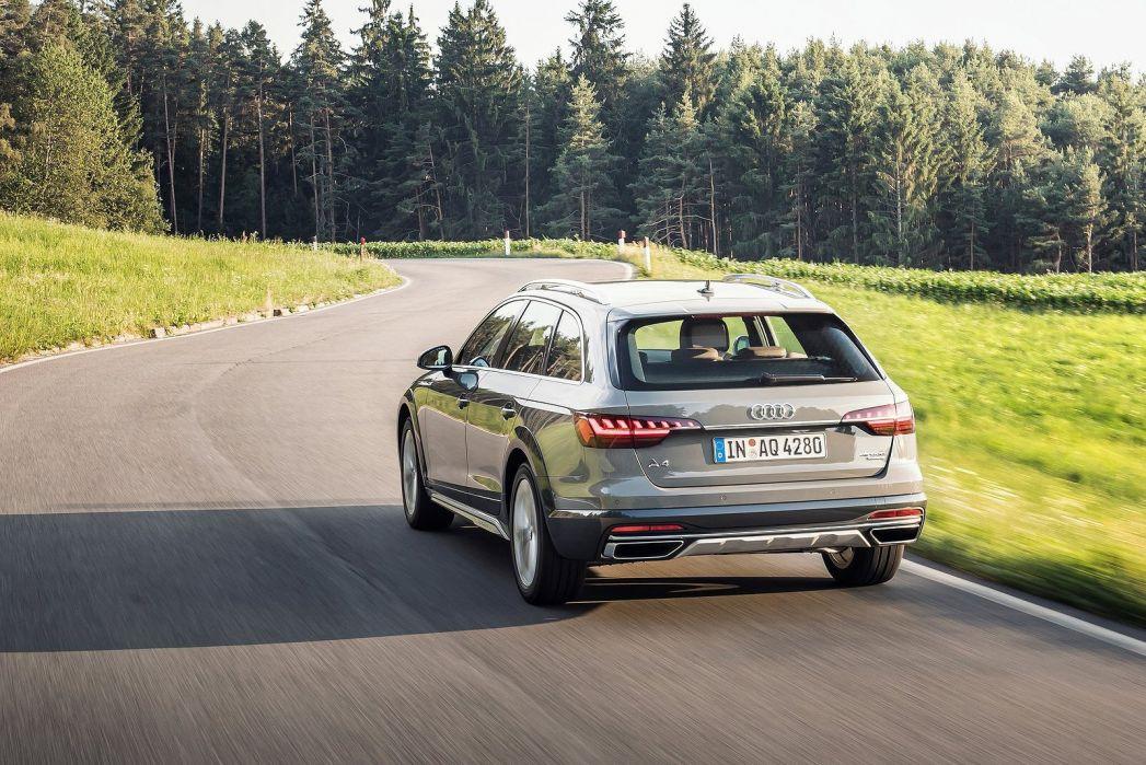 Image 5: Audi A4 Allroad Estate 45 Tfsi 265 Quattro Vorsprung 5dr S Tronic
