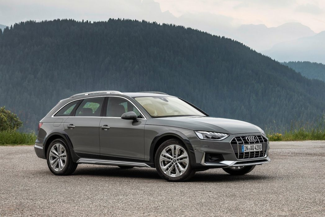 Video Review: Audi A4 Diesel Allroad Estate 40 TDI Quattro Sport 5dr S Tronic