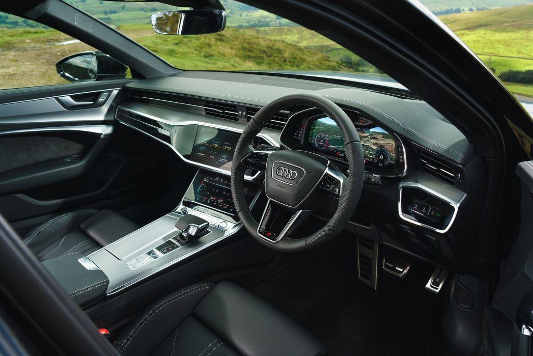 Image 6: Audi A6 Diesel Avant 40 TDI Quattro S Line 5dr S Tronic [tech Pack]