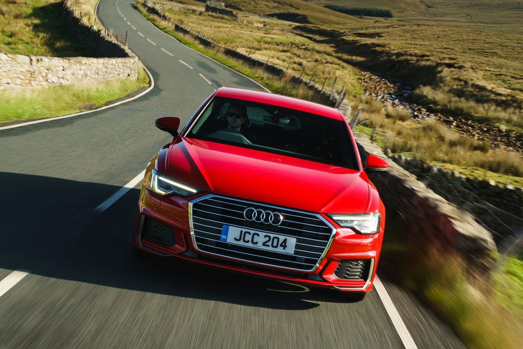 Video Review: Audi A6 Avant 40 Tfsi S Line 5dr S Tronic