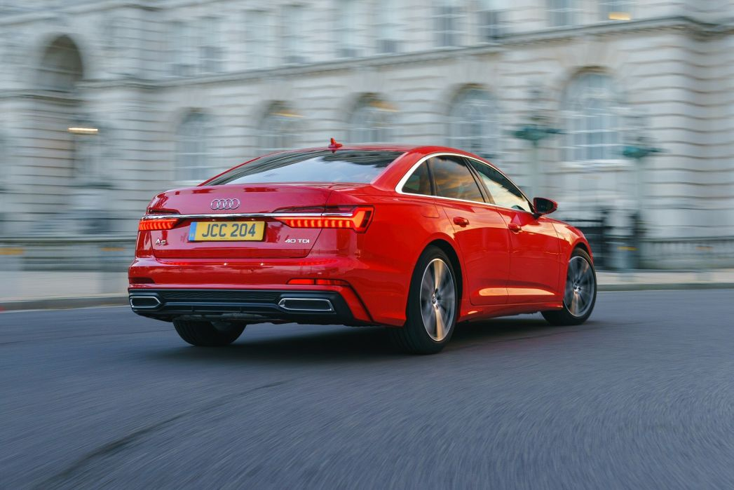 Image 3: Audi A6 Saloon 45 Tfsi 265 Quattro Sport 4dr S Tronic [tech Pack]