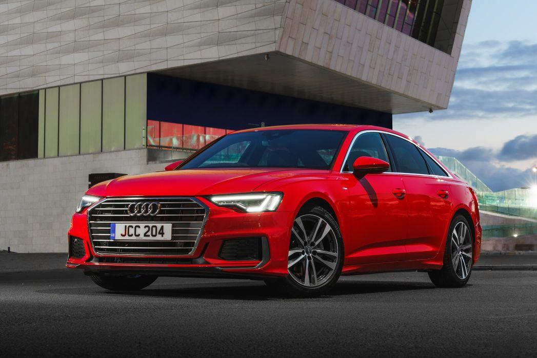 Video Review: Audi A6 Diesel Saloon 40 TDI Quattro Vorsprung 4dr S Tronic
