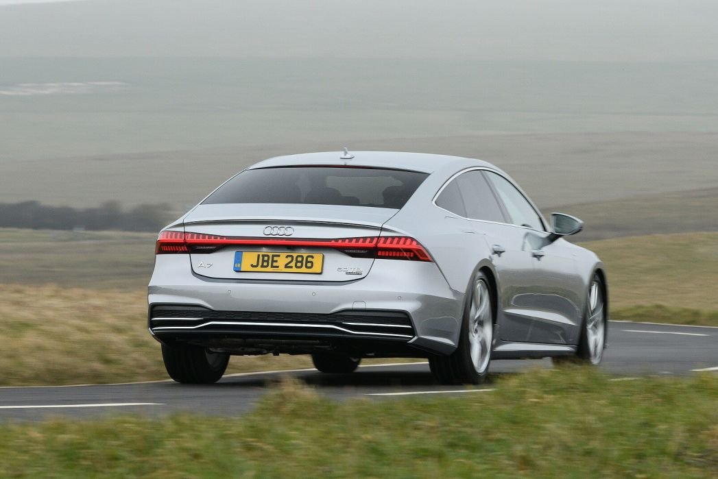 Image 6: Audi A7 Diesel Sportback 40 TDI Black Edition 5dr S Tronic [comfort+sound]