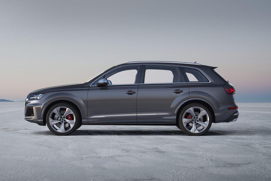Image 6: Audi Q7 Diesel Estate SQ7 TDI Quattro Vorsprung 5dr Tiptronic