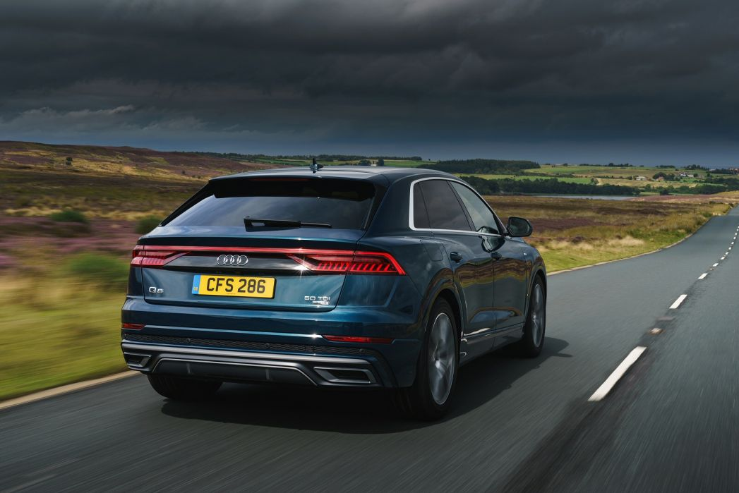 Video Review: Audi Q8 Estate Special Edition 50 TDI Quattro Edition 1 5dr Tiptronic [C+S]