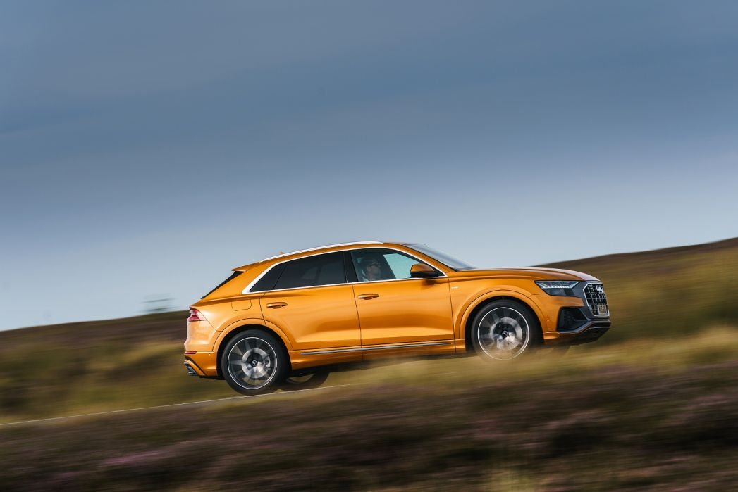 Image 4: Audi RS Q8 Estate RS Q8 Tfsi Quattro 5dr Tiptronic