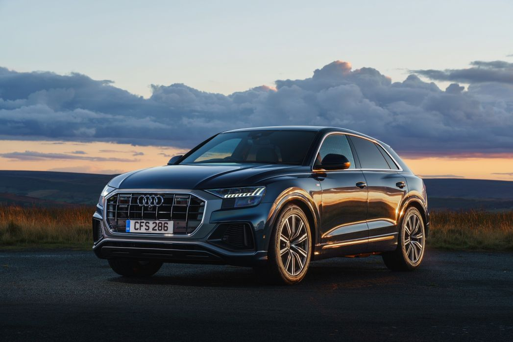 Image 6: Audi RS Q8 Estate RS Q8 Tfsi Quattro 5dr Tiptronic