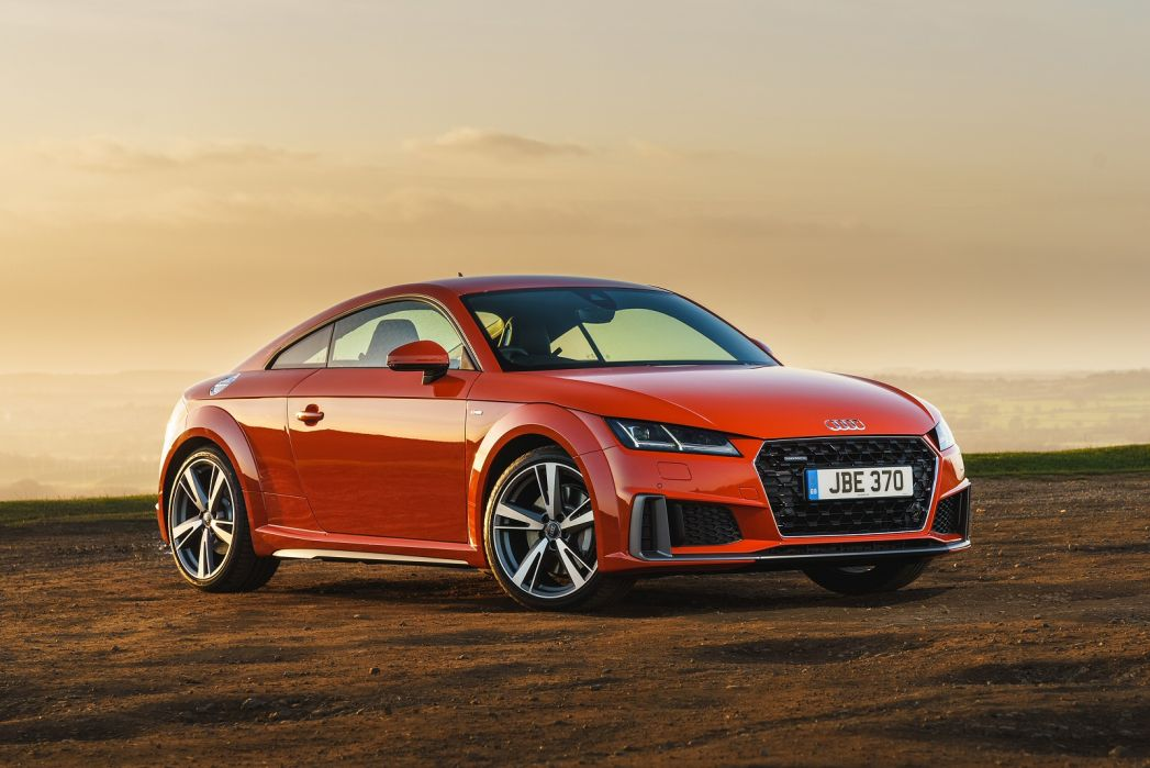 Image 5: Audi TT Coupe 40 Tfsi Sport Edition 2dr S Tronic [tech Pack]