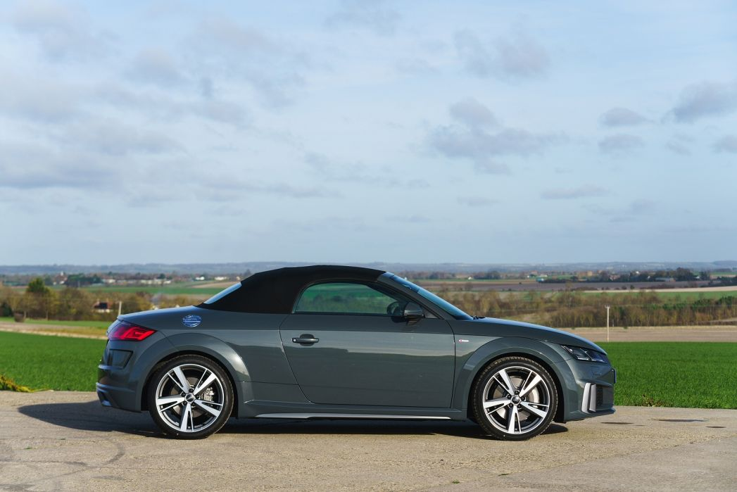 Image 2: Audi TT Roadster 45 Tfsi Sport Edition 2dr S Tronic [tech Pack]