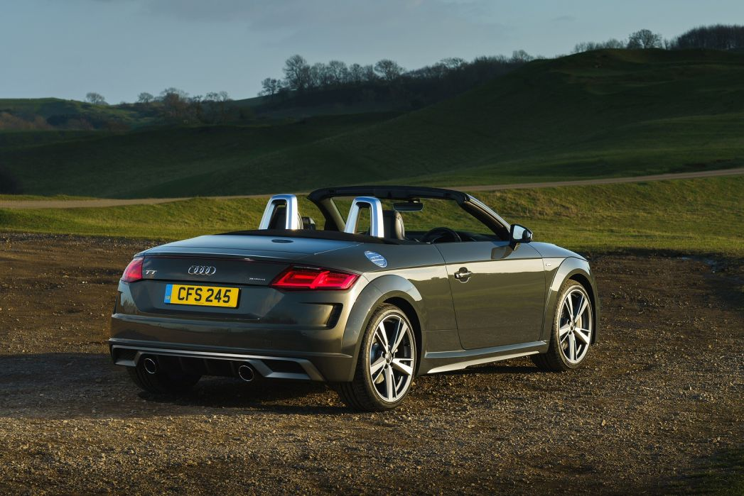 Image 3: Audi TT Roadster 45 Tfsi Sport Edition 2dr S Tronic [tech Pack]