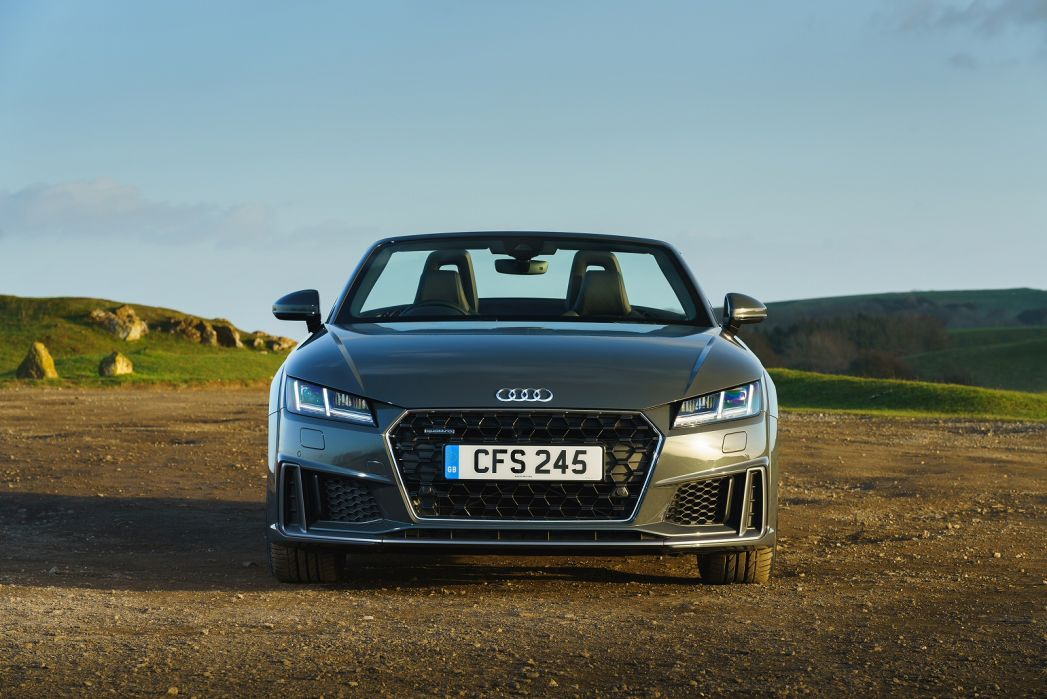 Image 4: Audi TT Roadster 45 Tfsi Sport Edition 2dr S Tronic [tech Pack]