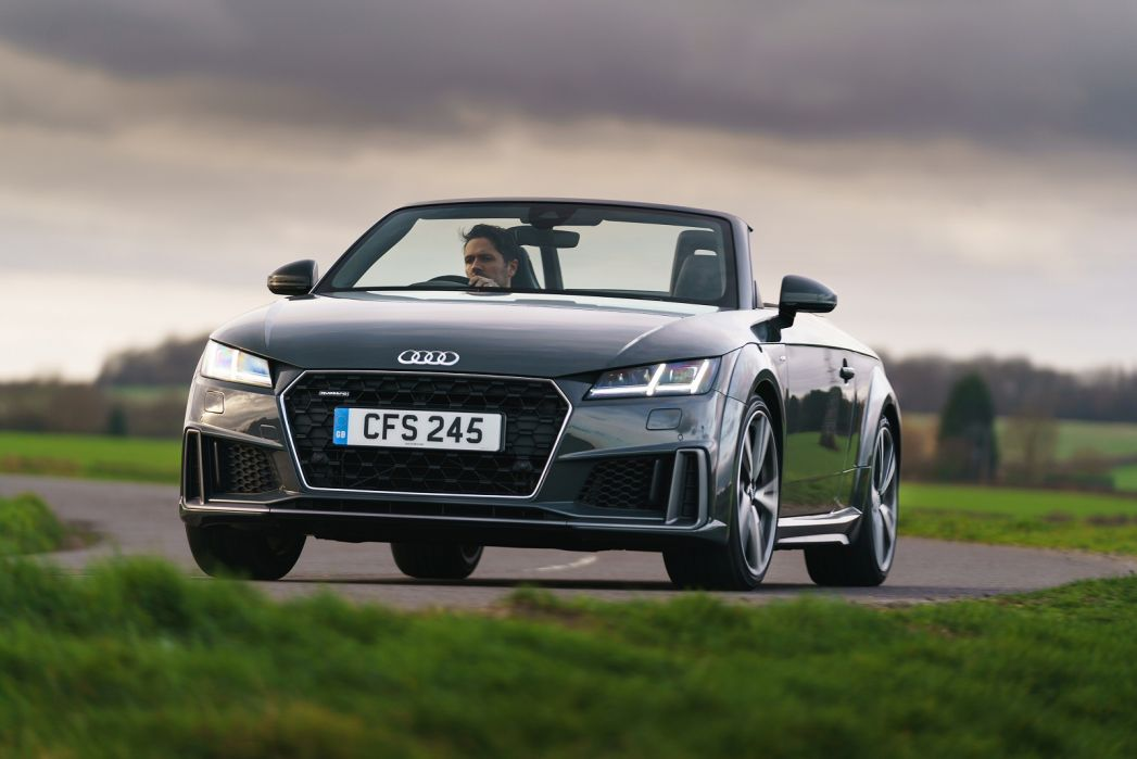 Image 6: Audi TT Roadster 45 Tfsi Sport Edition 2dr S Tronic [tech Pack]