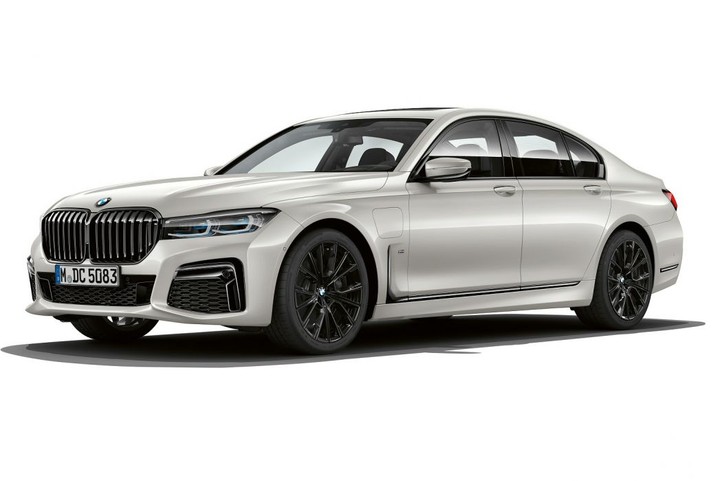 Image 2: BMW 7 Series Saloon 745E M Sport 4dr Auto [ultimate Pack]