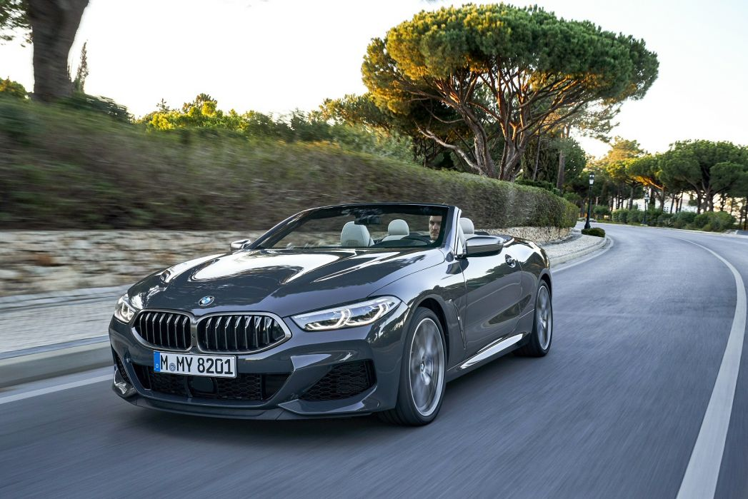 Image 4: BMW 8 Series Convertible M850i Xdrive 2dr Auto [ultimate Pack]