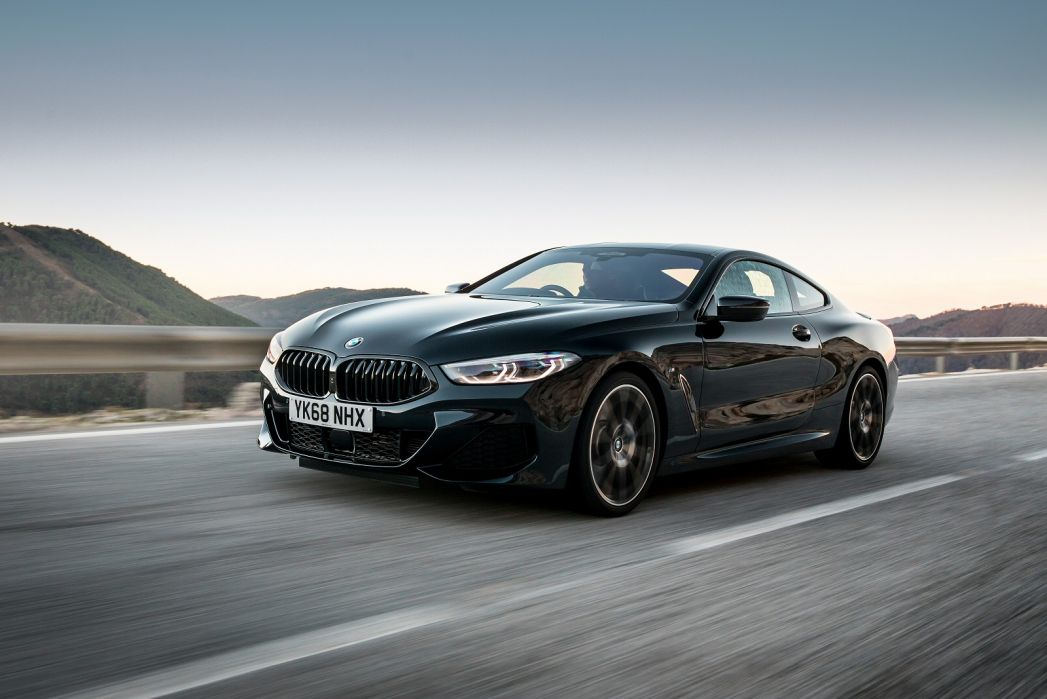 Image 3: BMW 8 Series Coupe M850i Xdrive 2dr Auto [ultimate Pack]
