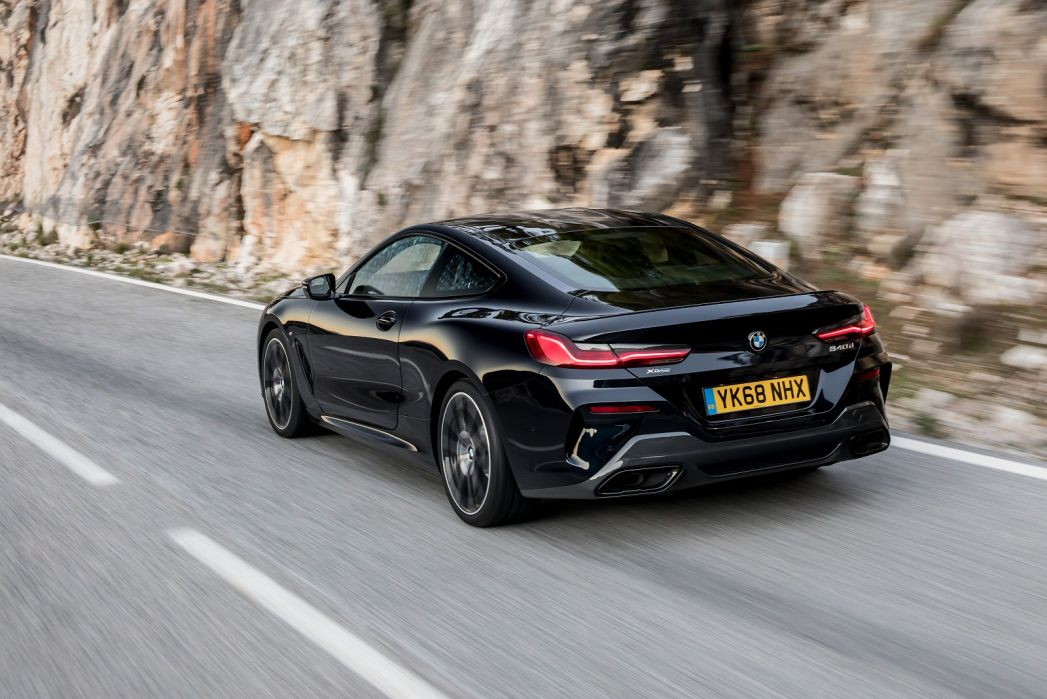 Image 5: BMW 8 Series Coupe M850i Xdrive 2dr Auto [ultimate Pack]