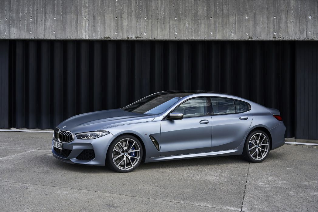 Image 2: BMW 8 Series Gran Coupe 840I Sdrive 4dr Auto [ultimate Pack]