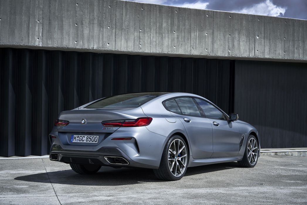 Image 3: BMW 8 Series Gran Coupe 840I Sdrive 4dr Auto [ultimate Pack]