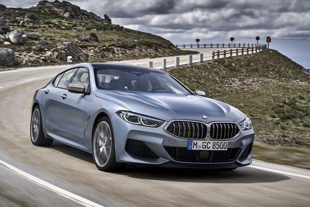 Image 4: BMW 8 Series Gran Coupe 840I Sdrive 4dr Auto [ultimate Pack]