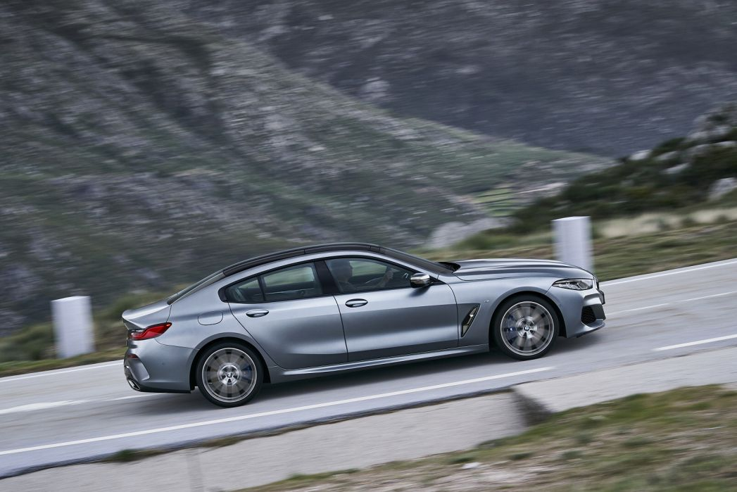 Image 5: BMW 8 Series Gran Coupe 840I Sdrive 4dr Auto [ultimate Pack]