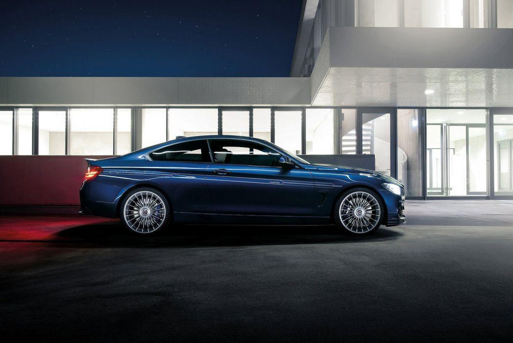 Image 2: BMW Alpina Coupe B4 S 3.0 [440] BI Turbo 2dr Switch-Tronic