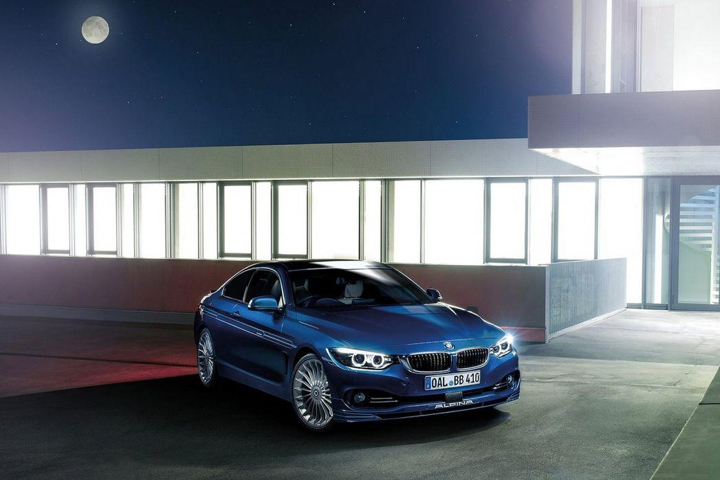 Image 4: BMW Alpina Coupe B4 S 3.0 [440] BI Turbo 2dr Switch-Tronic
