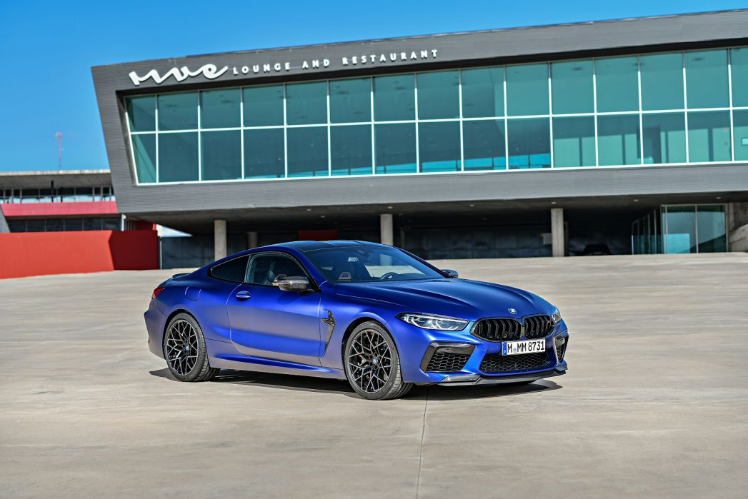 Image 1: BMW M8 Gran Coupe M8 Competition 4dr Step Auto