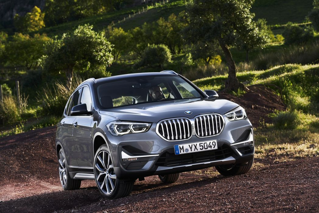 Video Review: BMW X1 Estate Sdrive 18I M Sport 5dr Step Auto