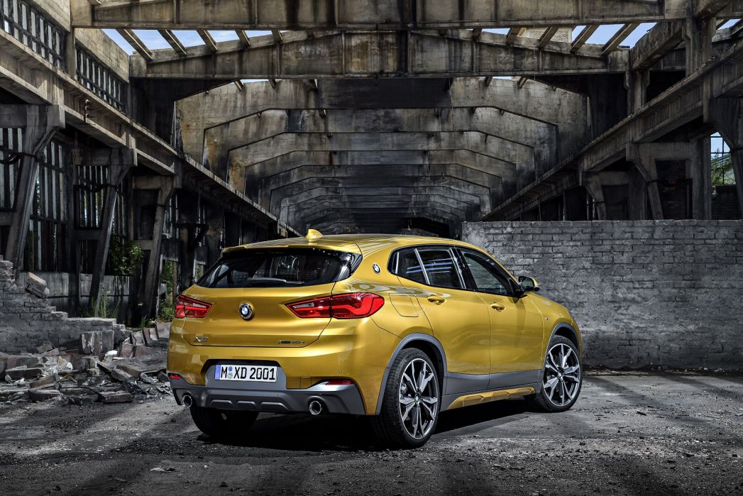 Image 2: BMW X2 Hatchback Xdrive 20I M Sport 5dr Step Auto [plus Pack]