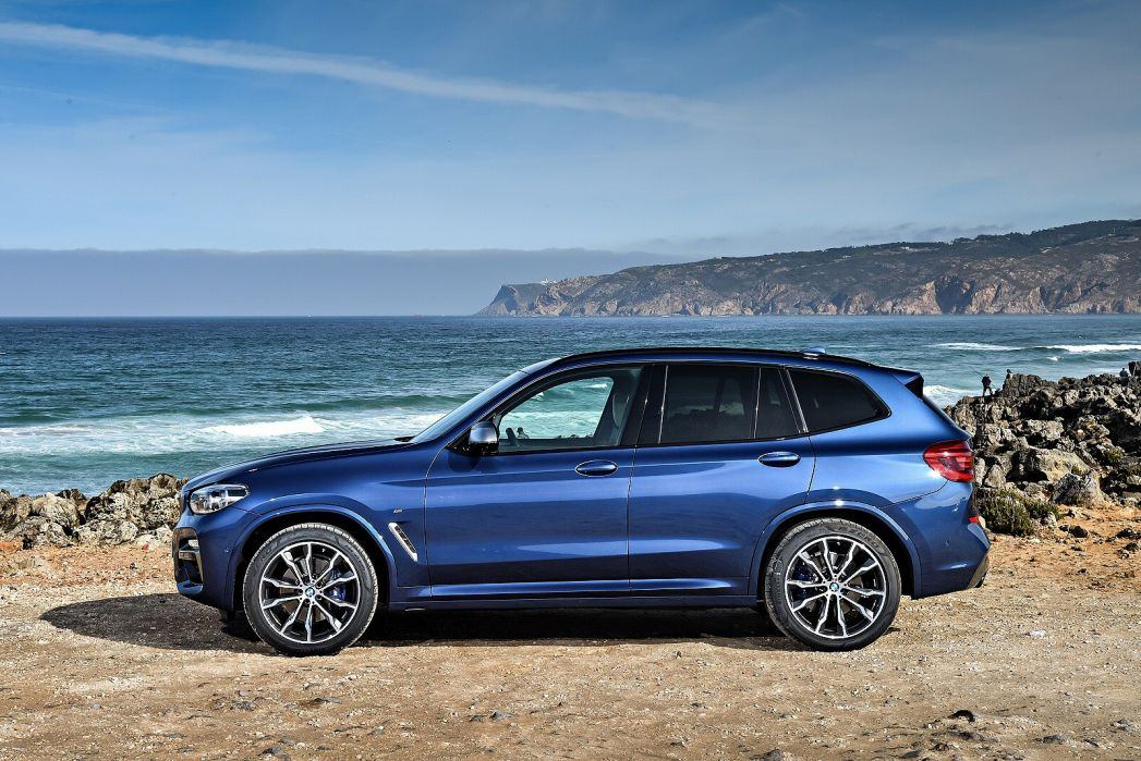 Video Review: BMW X3 Diesel Estate Xdrive20d MHT M Sport 5dr Step Auto [tech Pack]