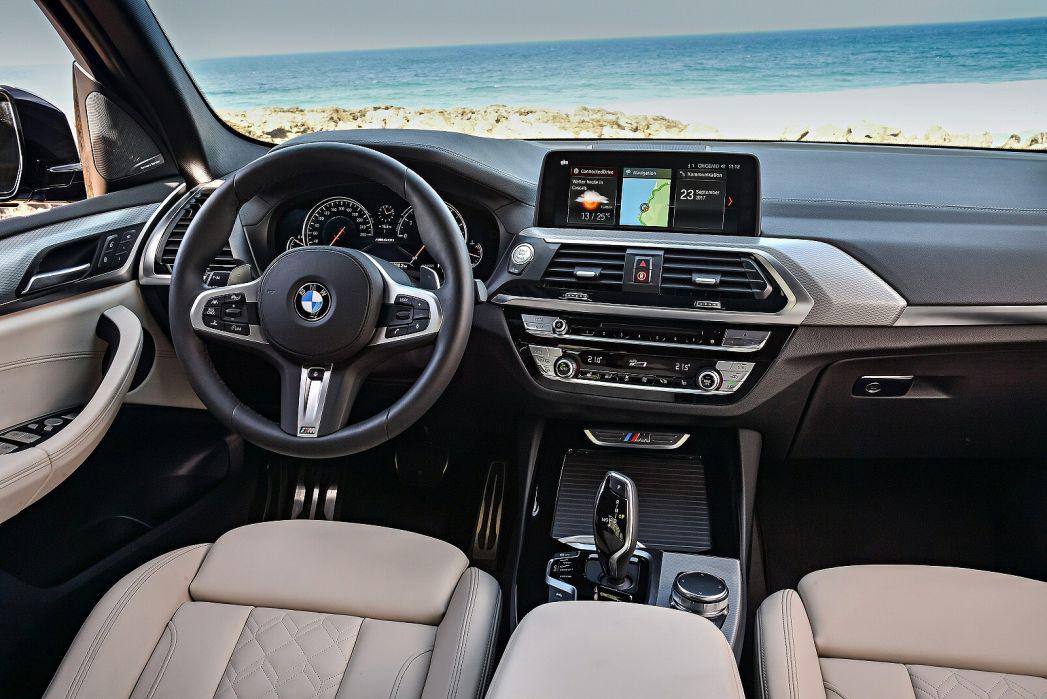 Image 3: BMW X3 Diesel Estate Xdrive20d M Sport 5dr Step Auto [tech Pack]