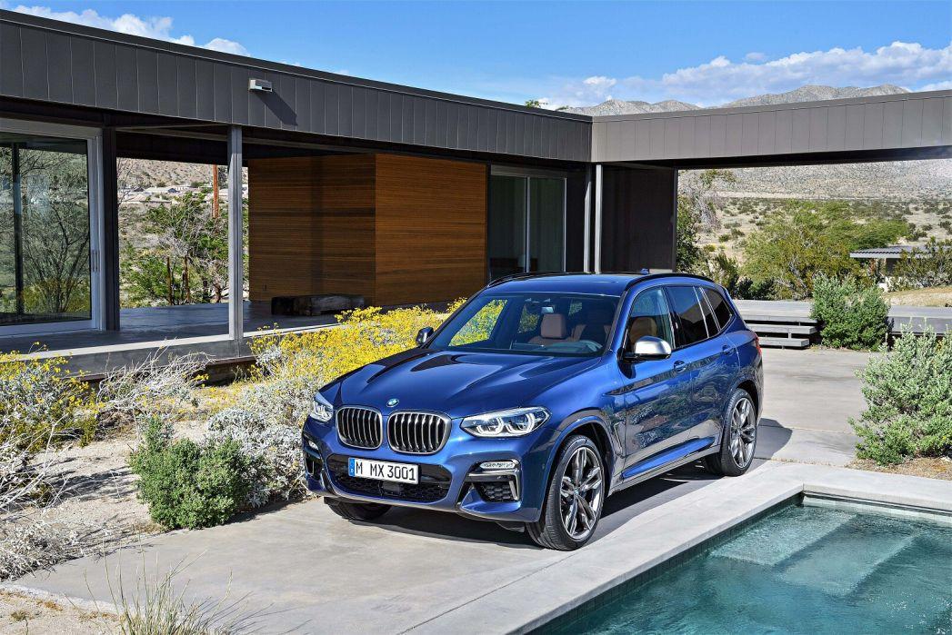 Image 4: BMW X3 Diesel Estate Xdrive20d M Sport 5dr Step Auto [tech Pack]