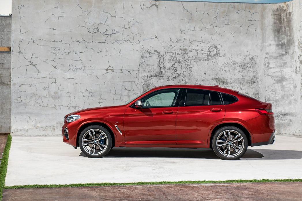 Video Review: BMW X4 Diesel Estate Xdrive20d MHT M Sport X 5dr Step Auto [plus Pack]