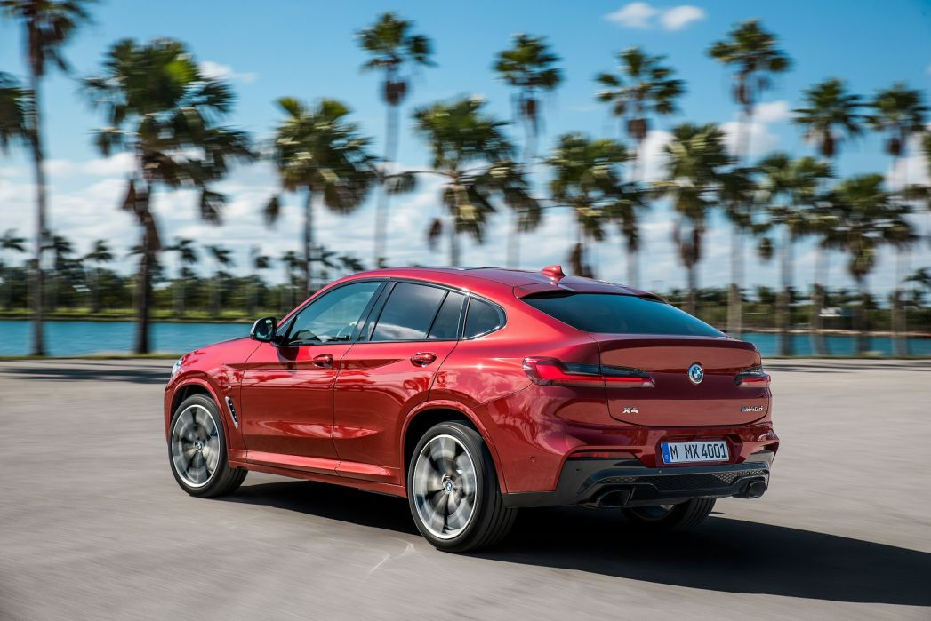 Video Review: BMW X4 Diesel Estate Xdrive20d MHT M Sport 5dr Step Auto