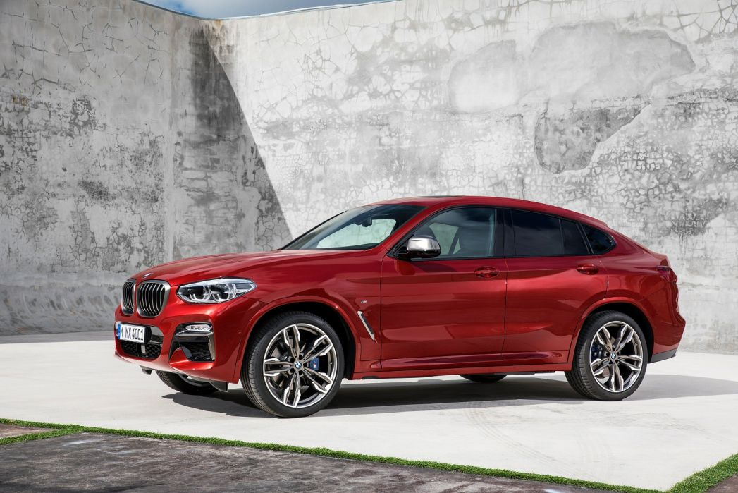 Image 6: BMW X4 Diesel Estate Xdrive20d MHT M Sport X 5dr Step Auto [plus Pack]