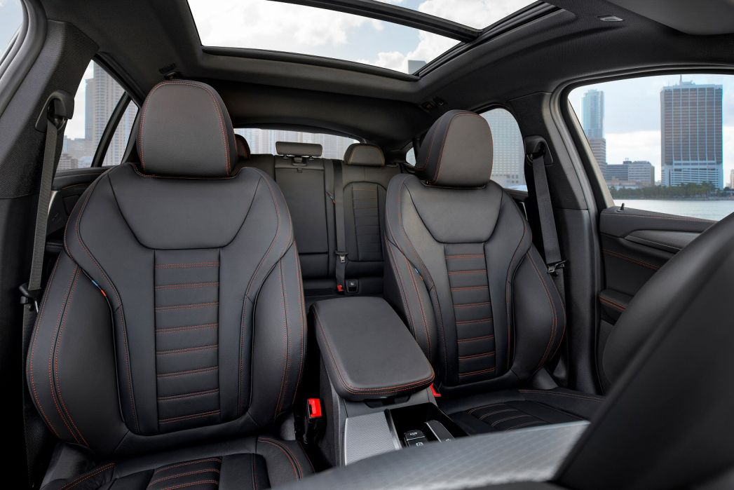 Image 4: BMW X4 Diesel Estate Xdrive20d MHT Sport 5dr Step Auto