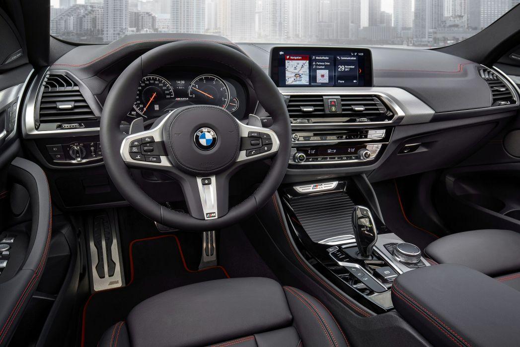 Image 5: BMW X4 Diesel Estate Xdrive20d MHT M Sport 5dr Step Auto