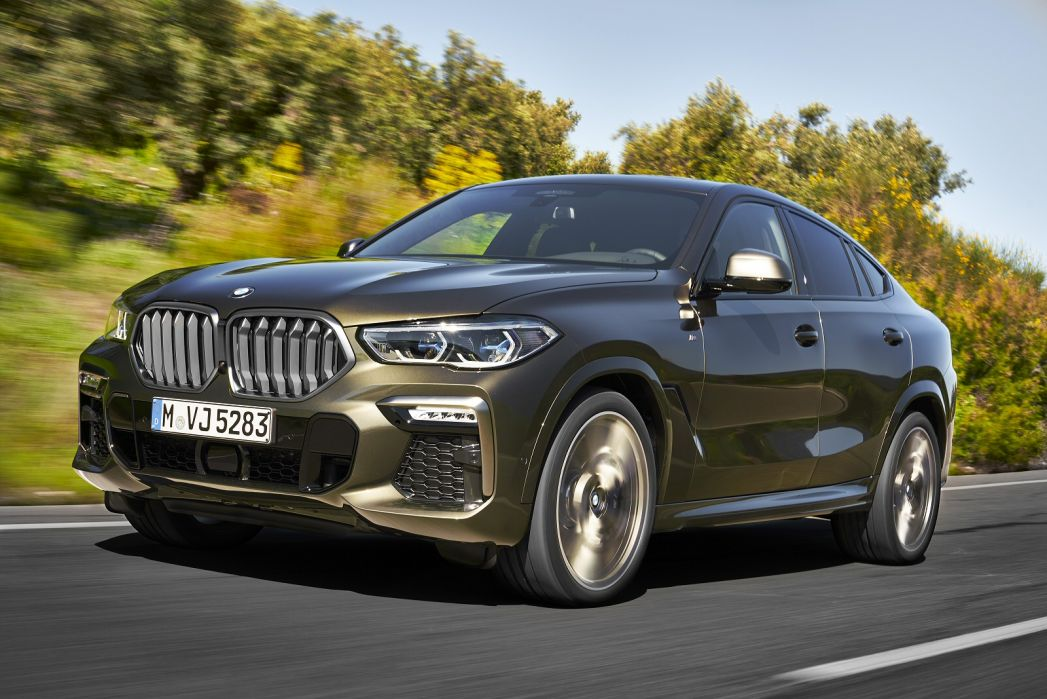 Image 2: BMW X6 Diesel Estate Xdrive30d M Sport 5dr Step Auto [plus Pack]