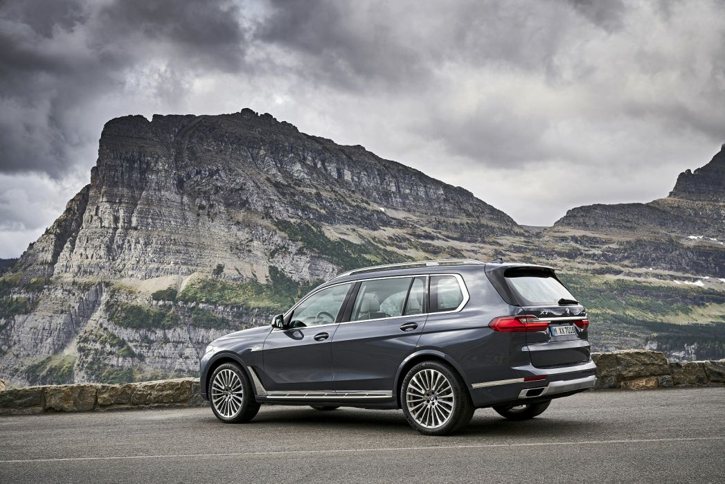Image 2: BMW X7 Estate Xdrive M50i 5dr Step Auto [6 Seat] [ultimate Pack]