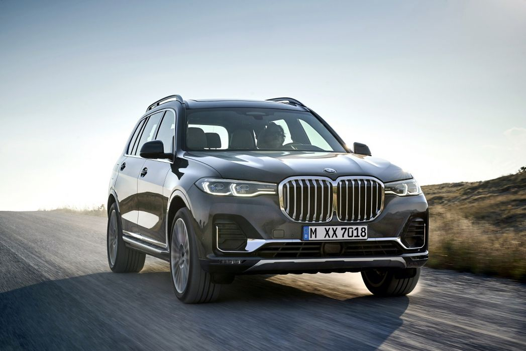 Image 3: BMW X7 Estate Xdrive M50i 5dr Step Auto [6 Seat] [ultimate Pack]
